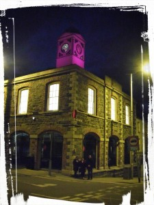 old town hall, Banbridge Co. Down, Northern Ireland - elaine